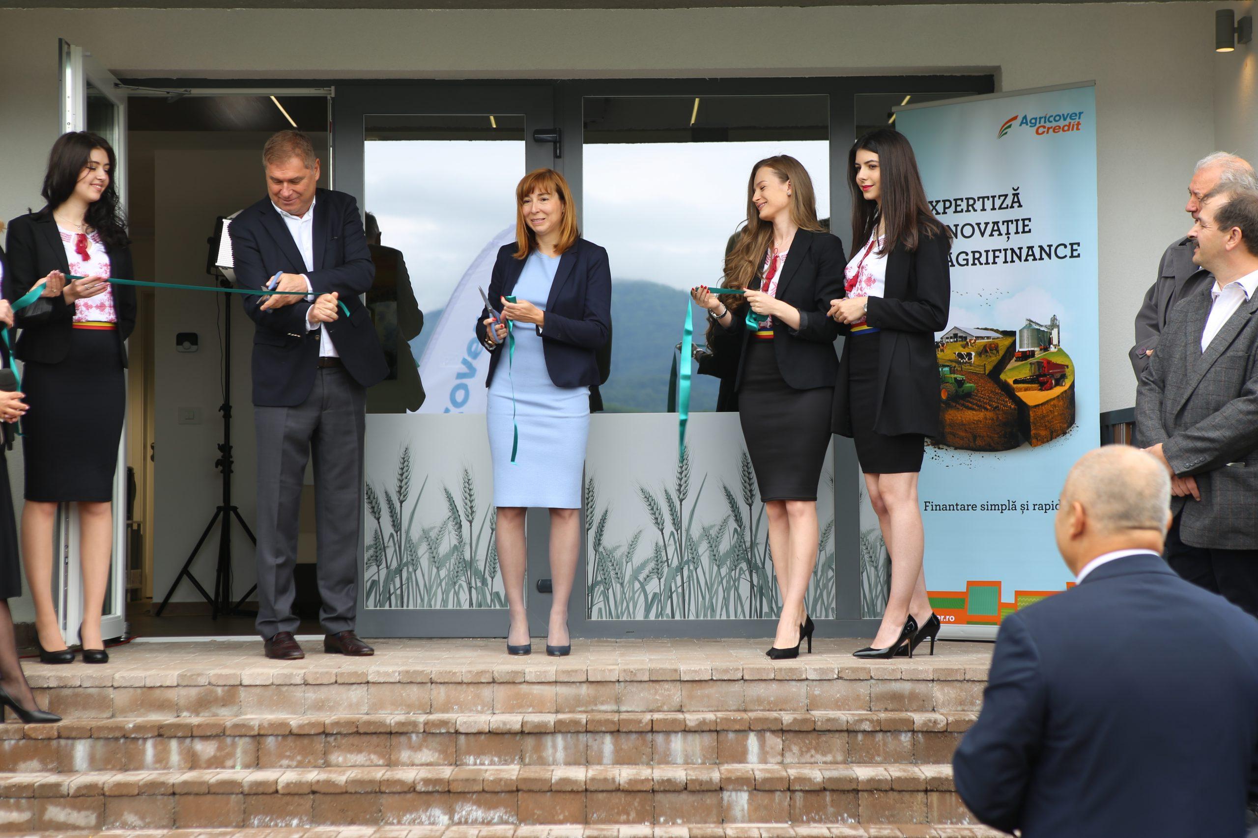 Agricover Credit IFN deschide la Brașov prima sucursală din regiunea Centru, fiind prezent astfel în toate regiunile tării